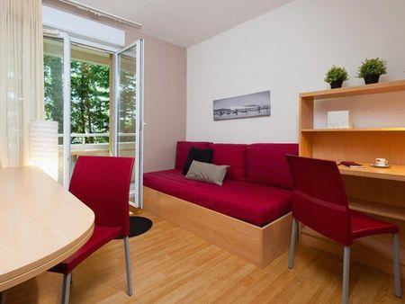 Splendid studio in a residence, in Talence