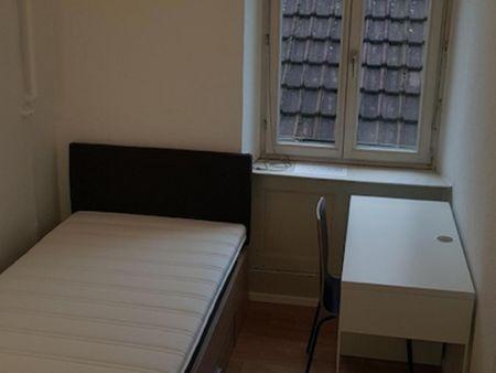 Comfy single-bedroom in a shared flat in Ludwigsburg, near Bergheimer Hof metro station