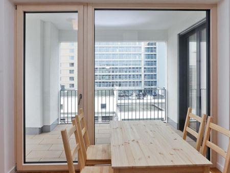 Comfortable single bedroom in Ostend