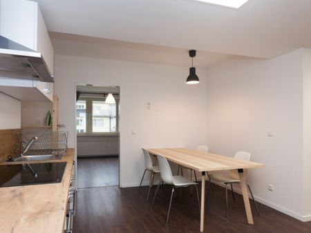Charming single bedroom in the centre of Düsseldorf