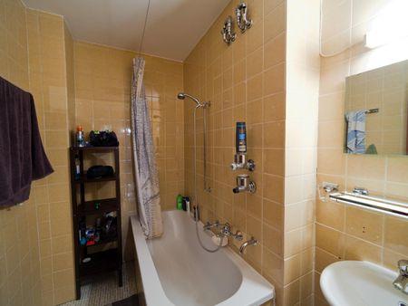 Tastefully designed single bedroom in Schwabing-West