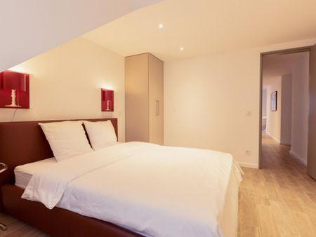 Amazing 1-bedroom apartment near Frankfurt Hauptbahnhof
