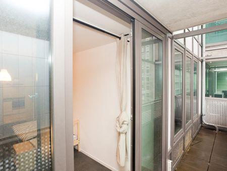 Single bedroom in Bahnhofsviertel