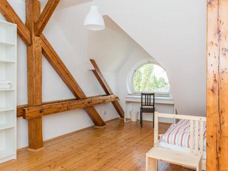 Attractive single bedroom near the Rosenheimer Platz commuter train stop
