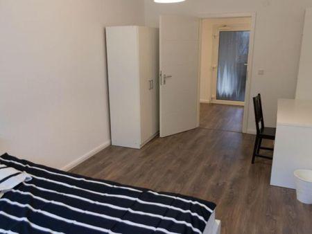 Welcoming single bedroom in Düsseldorf-Stadtmitte