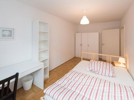 Charming double bedroom near the The Bavarian Universities of Applied Science