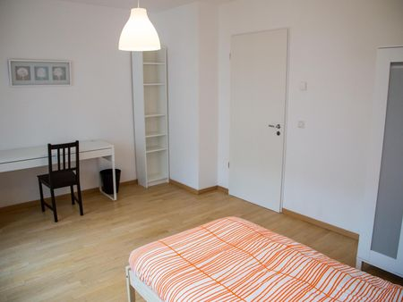 Graceful single bedroom near the Hamburger Straße metro