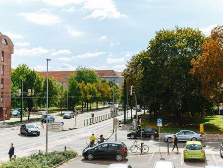 Cool unfurnished apartment near Otto von Guericke Universität Magdeburg
