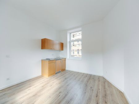 Roomy flat in a residence Alte Neustadt, Magdeburg