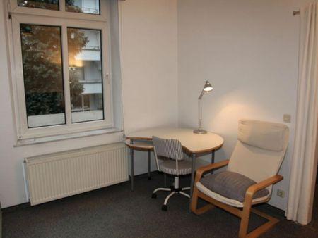 1-Bedroom apartment in the Düsseldorf-Unterbilk district
