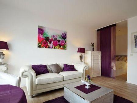 Modernes Apartment ca.40 qm in zentraler Lage, nahe Hafen