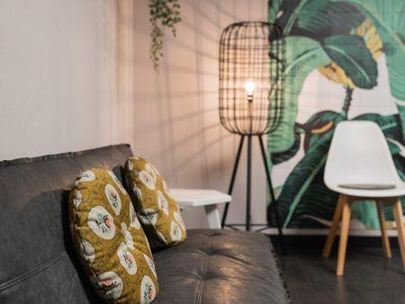Cute studio, in a residence near Frankfurt West transport station
