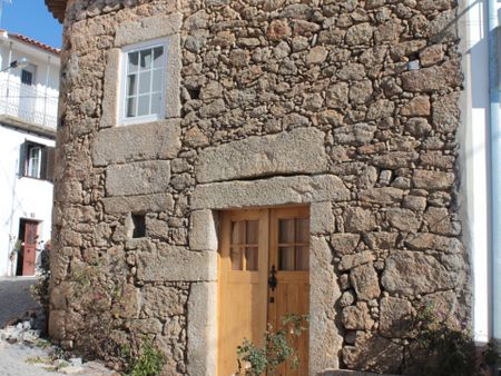Typical stone house, with 2 bedrooms