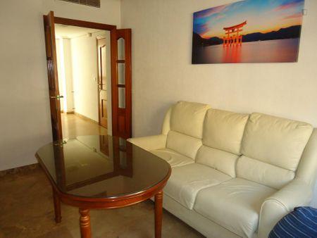 Admirable single bedroom near the Córdoba train station