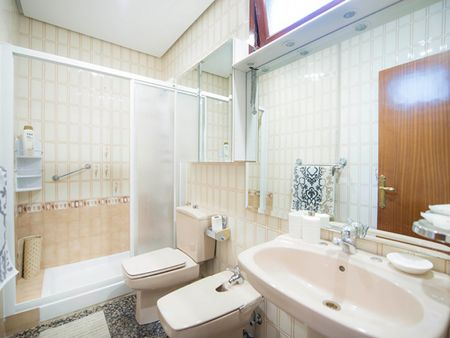 Welcoming Single bedroom close to Plaza Berria