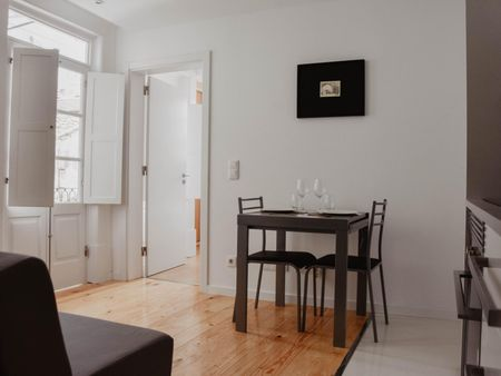1-Bedroom apartment near Praça do Comércio