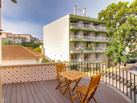 Spacious studio close to Universidade de Coimbra