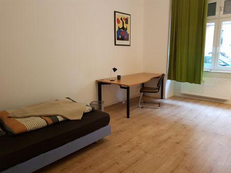 Neat single bedroom in Prenzlauer Berg