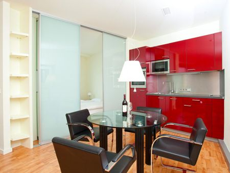 Very appealing 1-bedroom flat in a residence, in Charlottenburg