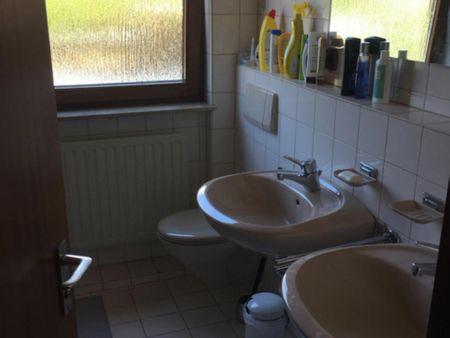 Nice & bright single bedroom in a shared flat in Filderstadt, near Bonländer Hauptstrasse 128 bus stop