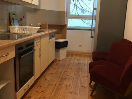 Cosy single bedroom in a flat in Spandau