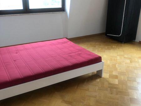 Amazing single bedroom in a shared flat in Ehningen, near Ehningen train station