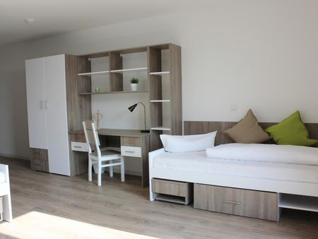 Spacious and modern twin-apartment in Lichtenberg