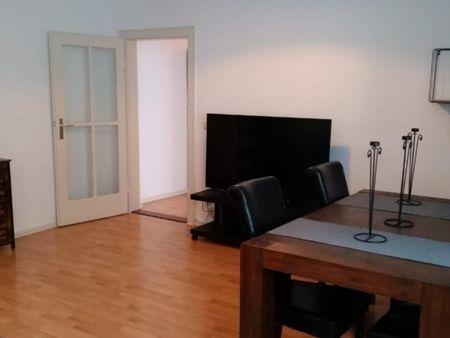 Wonderful 2-bedroom apartment in Berlin Friedrichshain Boxhagener Kiez