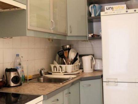 Comfy single bedroom in 2-bedroom apartment