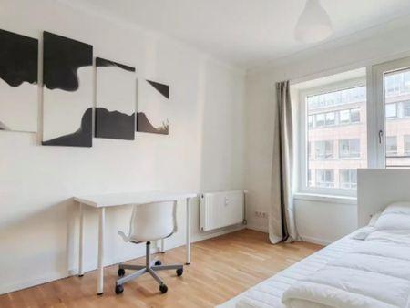 Delightful single bedroom in Kreuzberg