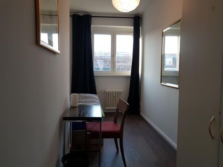 Comfy single bedroom in Schöneberg