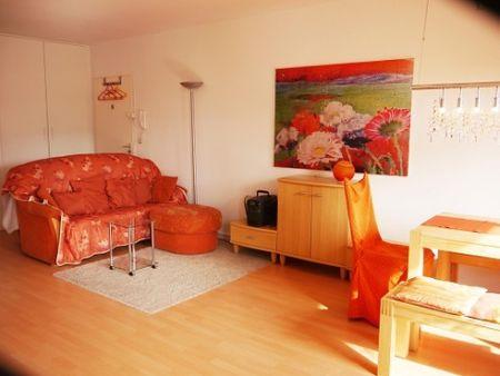 Admirable and bright studio in Charlottenburg