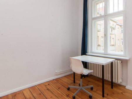 Fabulous and spacious room in Charlottenburg-Wilmersdorf