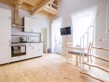 Cool looking studio in Lichtenberg