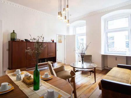 Really cool 1-bedroom apartment in Kreuzberg