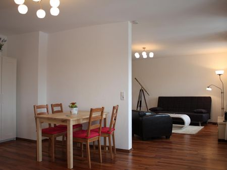 Cool and comfortable studio in Mitte
