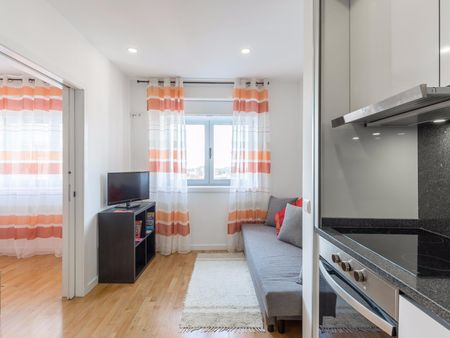 1-bedroom apartment with Air Conditioning