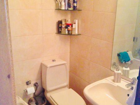 Quarto duplo Boavista num apartamento de 3 quartos