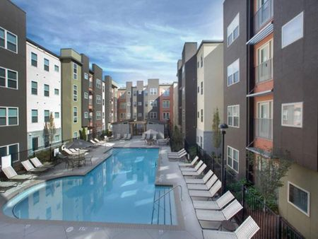 Student accommodation photo for The Flats in Georgia Tech, Atlanta