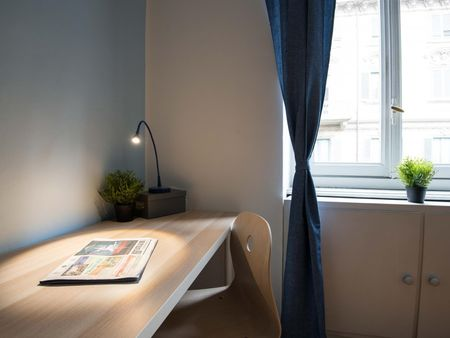 Comfy single bedroom in Crocetta