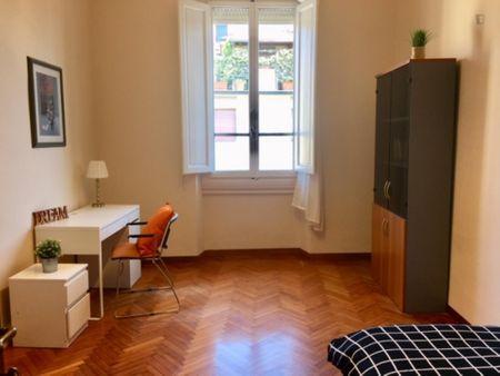 Cosy single bedroom in Campo di Marte