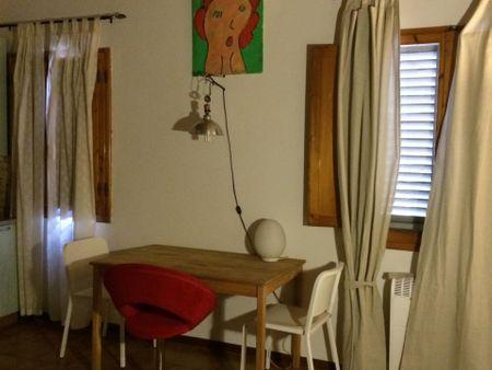 cosy studio apartment