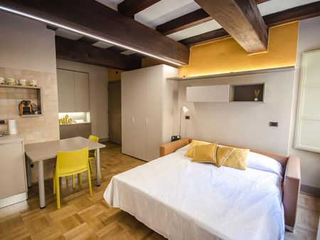 Luxurious studio in the centre of Bologna