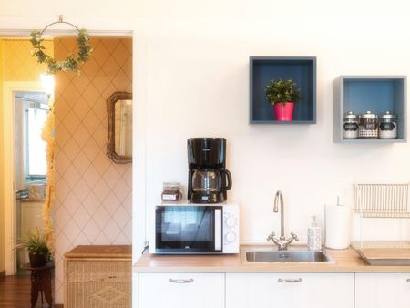 Elegant one-bedroom flat in Torino City Centre