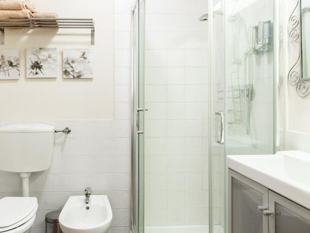 Compact 1-bedroom apartment, part of a bed & breakfast near the Santa Maria Novella train station