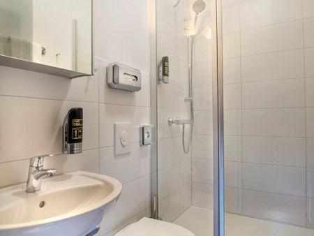 1-Bedroom apartment, in a hotel in Schwieberdingen
