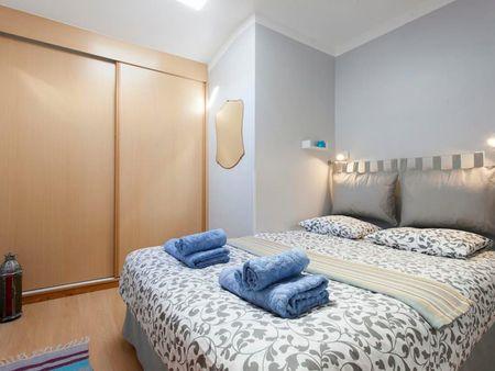 Modern 3-bedroom apartment close to Lisboa Santa Apolónia train station
