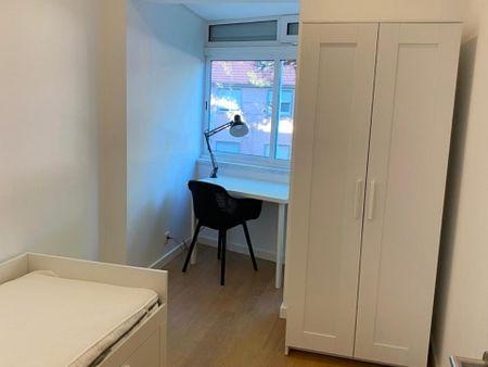 NOVA SBE 7 min walking! Single bedroom, 5-bedroom apartment and 2 WCs