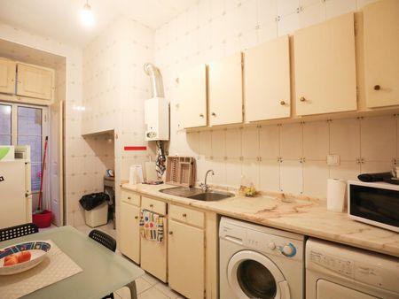 Great single bedroom in Príncipe Real
