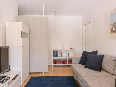 Freshly furnished 1-bedroom apartment in Entrecampos